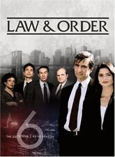 Law & Order: The Sixth Year 025192120640 (DVD Used Like New)
