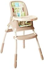 Fisher-Price Rainforest Friends Grow-With-Me High Chair Chairs Feeding Baby