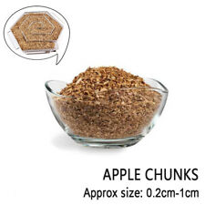 BBQ Smoking Wood Chips Small Apple Wood Chunks Cooking BBQ Smoker Grill Meat