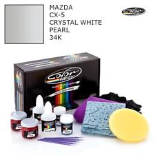 Mazda Cx-5 Crystal White Pearl 34K Touch Up Paint