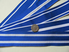 NATO ops. IFOR, ISAF, Kosovo, Macedonia etc. Replacement Medal Ribbon, x 1 Metre