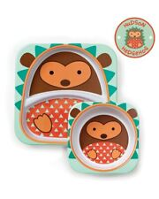 NEW Skip Hop Zoo Melamine Plate and Bowl Set from Baby Barn Discounts