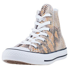 Converse Chuck Taylor All Star Hi Womens Trainers Natural New Shoes
