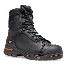 """TIMBERLAND PRO Mens 8"""" Endurance PR Steel Toe WP Insulate Leather Boots 95567001"""