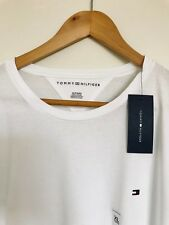 TOMMY HILFIGER Men's M-XL Sized Long sleeve T-shirts *New with Tags*   B/W/G/N