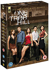One Tree Hill - Series 6 - Complete (DVD, 2009, 7-Disc Set) Uk Region 2.