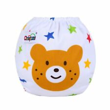 Baby Infant Reusable Washable Cloth Diaper Kid's Nappy Cover Adjustable Diapers