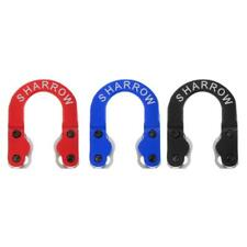 Archery Nock Metal D Loop Bow String Release D Nocking Loop for Compound Bow