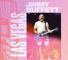 Live In Las Vegas By Jimmy Buffett (2-Disc CD Set, 2003)