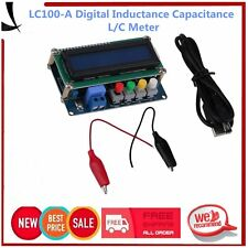 LC100-A High Precision Digital Inductance Capacitance L/C Power Meter Board X