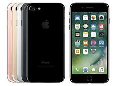 Apple iPhone 7 32GB 128GB 256GB 4G LTE AT&T H2O Cricket Smartphone