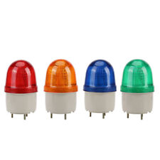 LED Flashing Light Industrial Signal Tower Warning Lamp LTE5071 220V Buzzer gd