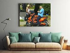 Framed Canvas Stretched Print Buy Sale Purchase Bargain
