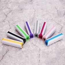 Portable 2600mAh USB External Backup Battery Charger Case For Cell Phone