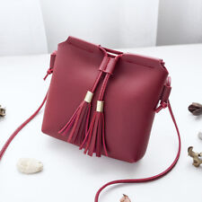 Fringe Tassel Bag Small Bags for Women 2017 Pu Leather Women Shoulder Messenger