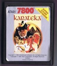 Atari 7800 Cartridge Video Games  -  Free USA shipping!