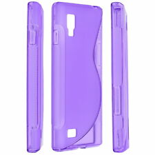 TPU Soft Cover Gel Skin Case Cell Phone Accessories For LG Optimus P760 WQ