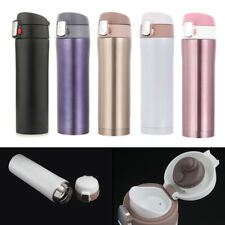500ml Water Bottle Vacuum Insulated Flask Thermal Sports Vacuum Hot Cups