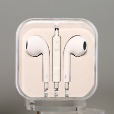 US Stock 1-10PCS New Headphone Earphone Headsets Remote Mic For IOS Phone 4 5 6