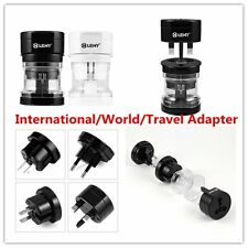 Universal Portable UK US AU EU Power Socket Plug Adapter Travel Converter NG