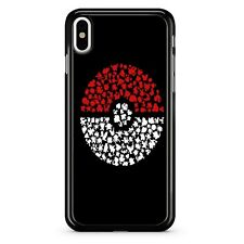 pokeball 3 iPhone 8 Case For Samsung Google iPod LG Phone Cover