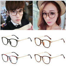Unisex Clear Lens Glasses Retro Fashion Nerd Geek Eyewear Eyeglasses Hot Party