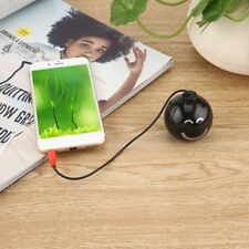 Mini 3.5mm Sound Speaker Facial Expression Pattern for Mobile Phone PC MP4 VW
