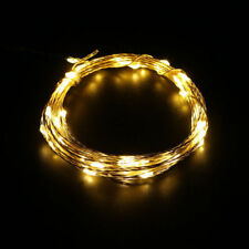LED string lights 5M 50 led 5V USB copper christmas festival party decoration