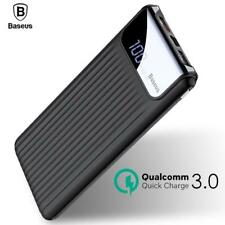 Quick Charge 3.0 | Smartphone Power Bank | External Battery Charger For Mobile P