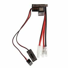 320A ESC Brushed Speed Controller Motor 4.8- 7.2 V for RC Car Auto Buggy LU