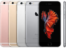 Unlocked Apple iPhone 6S 16GB Gold Silver Grey AT&T T-mobile MetroPcs Smartphone