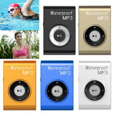 MagiDeal Mp3 Music Player FM Radio Clip IPX8 Waterproof Level Home Car 8GB