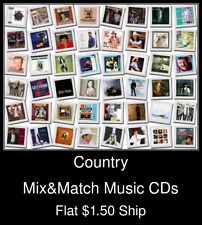Country(9) - Mix&Match Music CDs U Pick *NO CASE DISC ONLY*