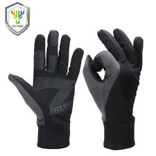 OZERO Men's Work Gloves Touch Screen Driver Sports Winter Outdoor Warm Windproof