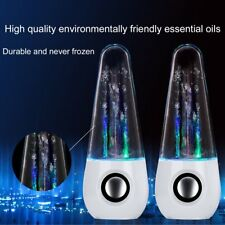 LED Dancing Water Music Light Speakers for Laptop for iPhone for iPad4/iPod HS