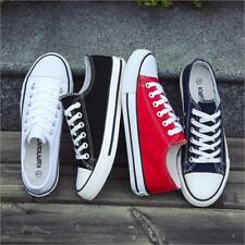 HOT MEN WOMEN'S ALL STARS CHUCK TAYLOR OX LOW HIGH TOP SHOES CANVAS SNEAKERS