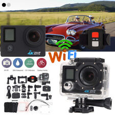 2018 Waterproof Full 4K HD 1080P Sports Action Camera DVR Cam DV Video Camcorder