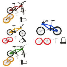 Functional Finger Mountain Bike BMX Fixie Bicycle Model Toy Creative Game Gifts