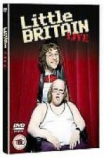 Little Britain Live DVD (David Walliams) New & Sealed