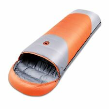 Outdoor Camping Envelope Sleeping Bag Thermal Tent Hiking Waterproof Bag MC