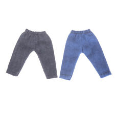 Doll Leggings For Obitsu11 OB11 1/12 BJD Doll Jeans Pants Clothes Accessories LY