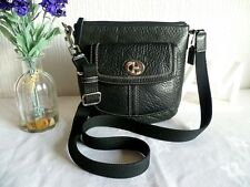COACH Beautiful Leather Black