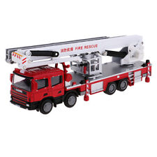 1:50 Alloy Car Model Metal Container Truck Toy Boy Kids Educational Toy Gift