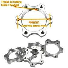 NEW Bike Bicycle Freewheel Threaded Hubs Disk Disc Brake Rotor Flange Adapter