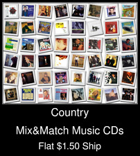 Country(7) - Mix&Match Music CDs U Pick *NO CASE DISC ONLY*