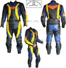 Motorbike/Motorcycle leather Suit One piece/2 piece