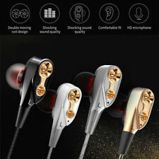 Hot HIFI In-Ear Super Bass Stereo Earphone Earbuds Headphone Sports Headset