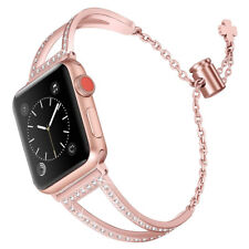 Stainless Steel Watch Band Strap for Apple Watch 38 44mm Series 4 3 2 1 Bracelet