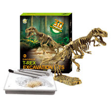 Deluxe Dinosaur Excavation Kits Dig A Dinosaur Children Educational Science Toy