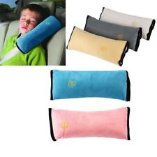 Kid Car Pillow Car Auto Baby Safety Seat Belt Harness Shoulder Pad Cover